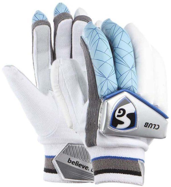 SG Cricket Club Batting Gloves