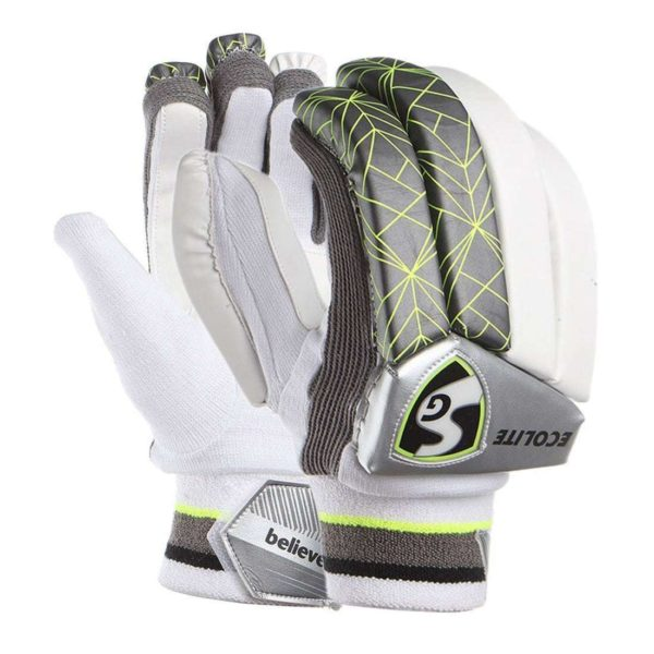 SG Cricket Ecolite Batting Gloves
