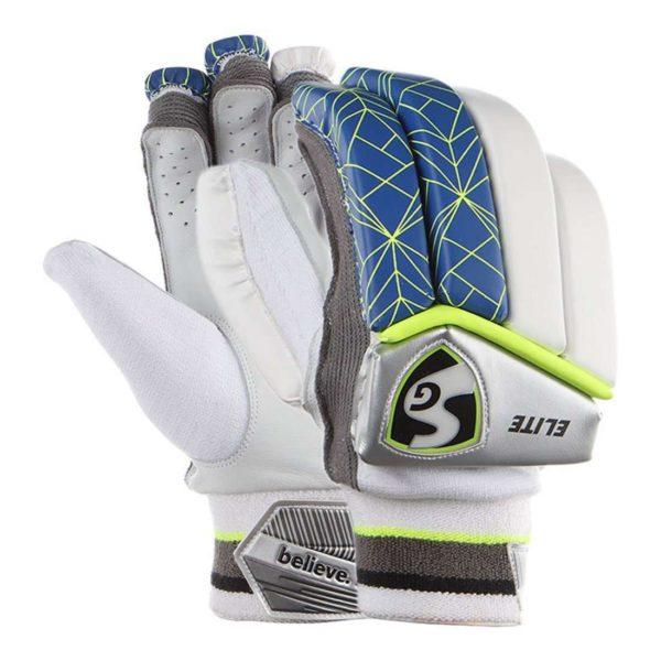 SG Cricket Elite Batting Gloves