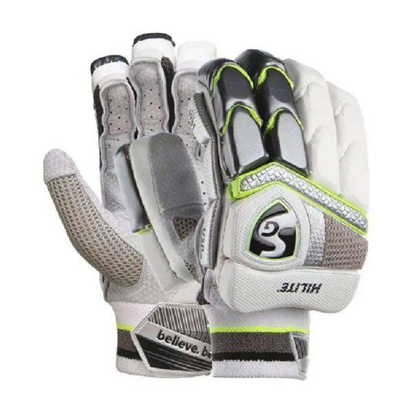 SG Cricket Hilite Batting Gloves