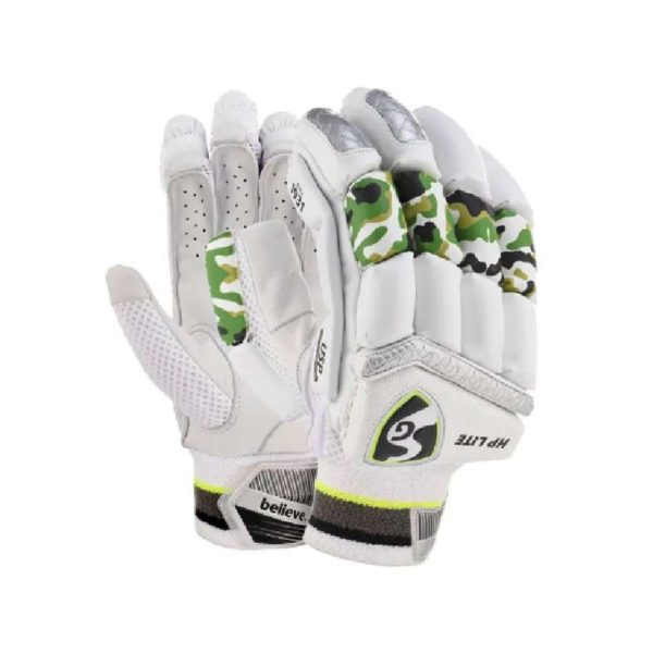 SG Cricket HP Lite Batting Gloves
