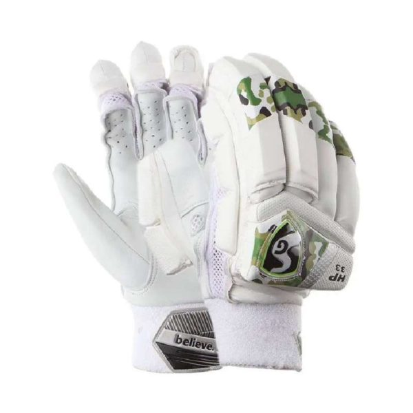 SG Cricket HP33 Batting Gloves