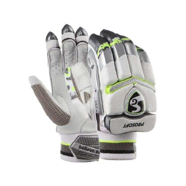 SG Cricket Prosoft Batting Gloves