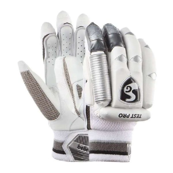 SG Cricket Test Pro Batting Gloves